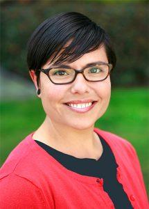 Scientist & Lead Author Priscilla Martinez