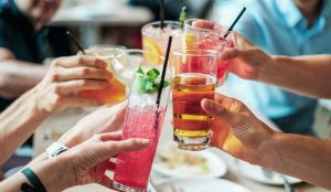 Young Adults' Heavy Drinking Rates Change
